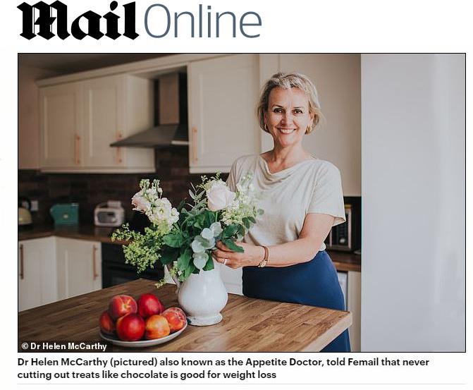 Helen McCarthy Wales online interview
